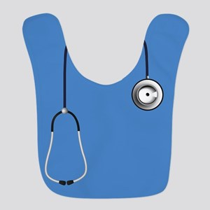 Blue Scrubs Bib